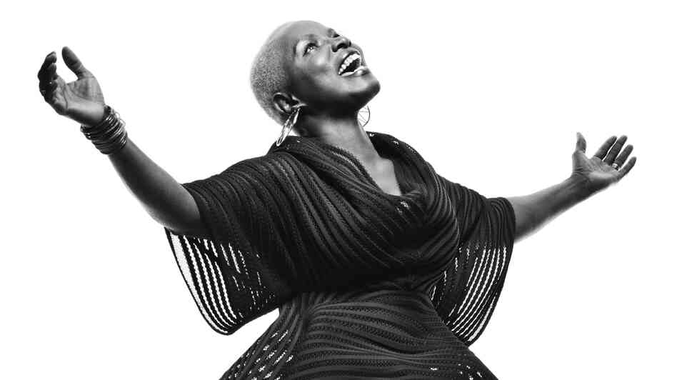 Angélique Kidjo's new album, Eve, comes out Jan. 28.