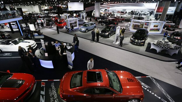 Automakers like GM, Chrysler and Volkswagen are introducing new, cleaner diesel passenger cars to the U.S. market as fuel-efficient alternatives. (AP)