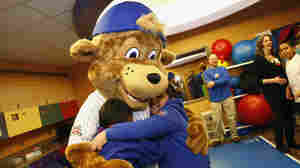 New Cubs Mascot Gets The Cold Shoulder From Some Fans