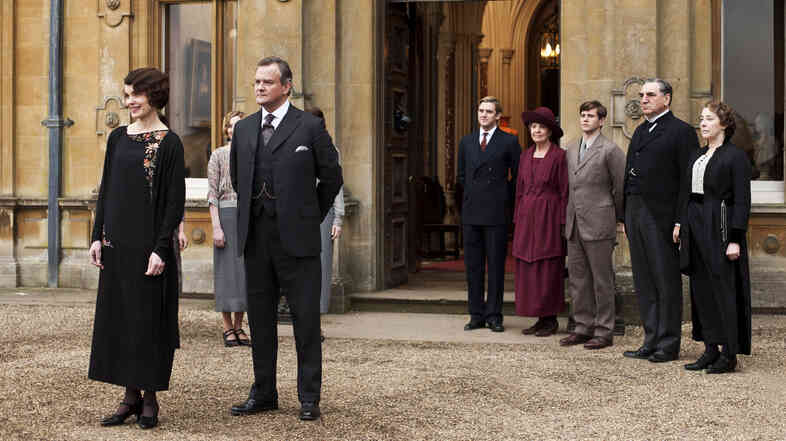 The TV series Downton Abbey has dealt with the issue of inheritance that allows British hereditary peers to pass down titles and estates to male relatives, but not female ones. Parliament is now considering a change to that law.