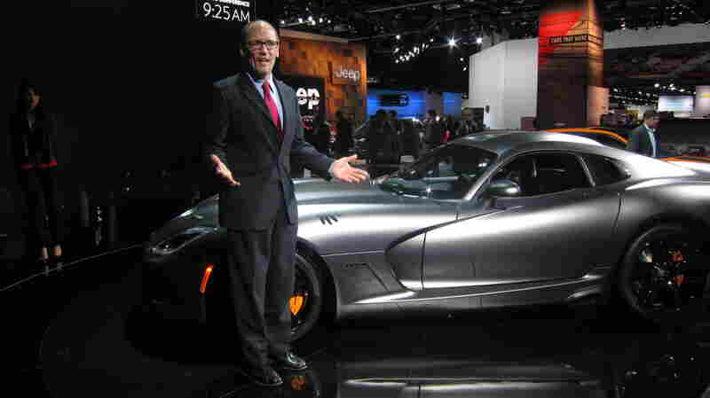 """Any federal employee who's driving a Dodge Viper either has a really good spouse, a really good inheritance or needs to be investigated by the inspector general,"" Labor Secretary Tom Perez says at the Detroit Auto Show."