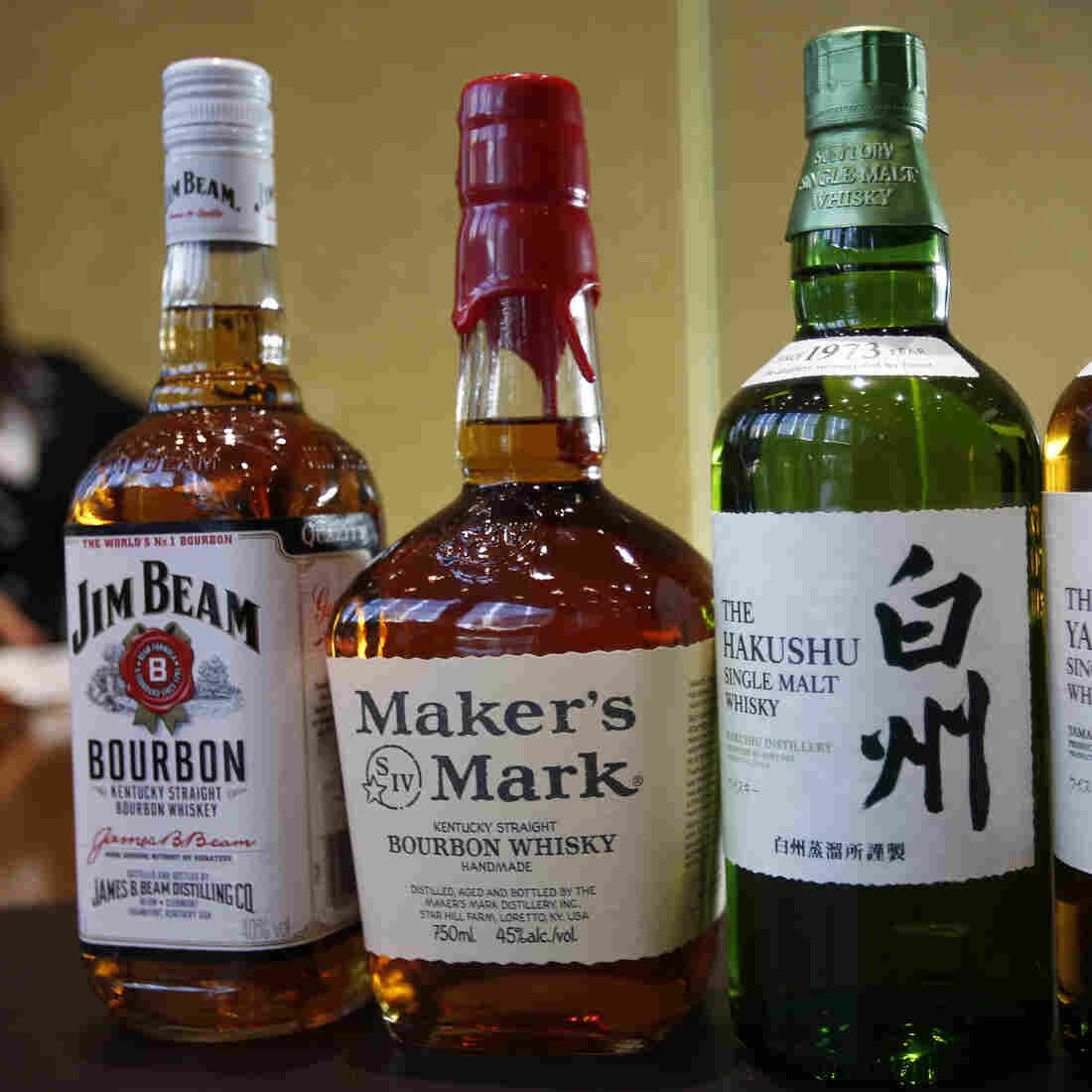 Do You Know Who Owns Your Favorite Liquor?
