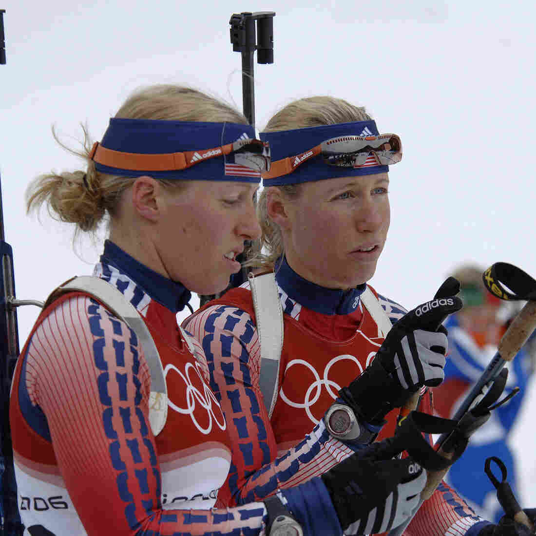U.S. Biathlete Gives Up Olympic Spot To Her Twin Sister