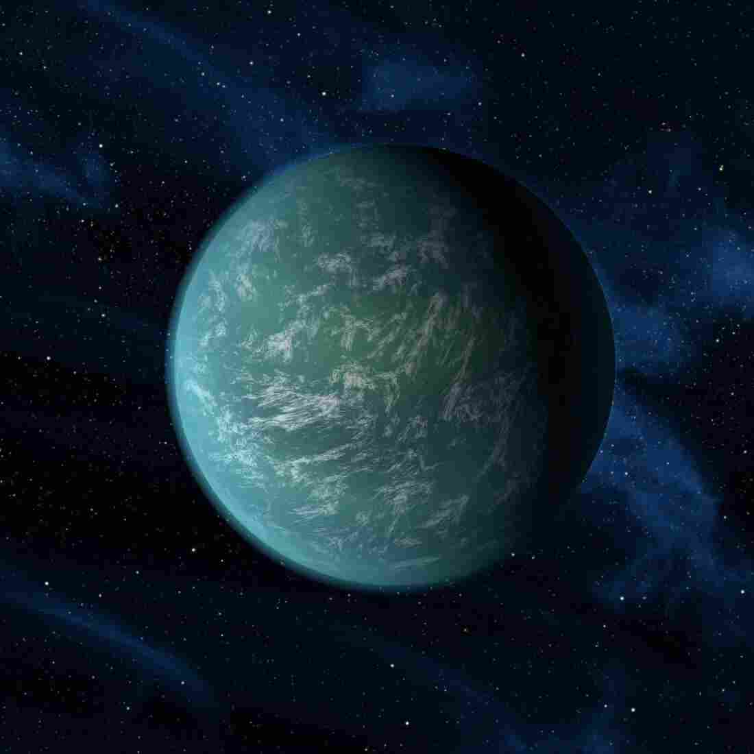 In Search For Habitable Planets, Why Stop At 'Earth-Like'?