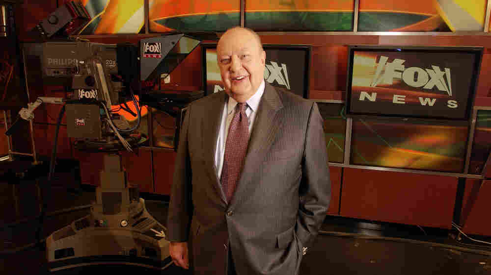 Book Chronicles The Building Of Roger Ailes' Fox News Empire