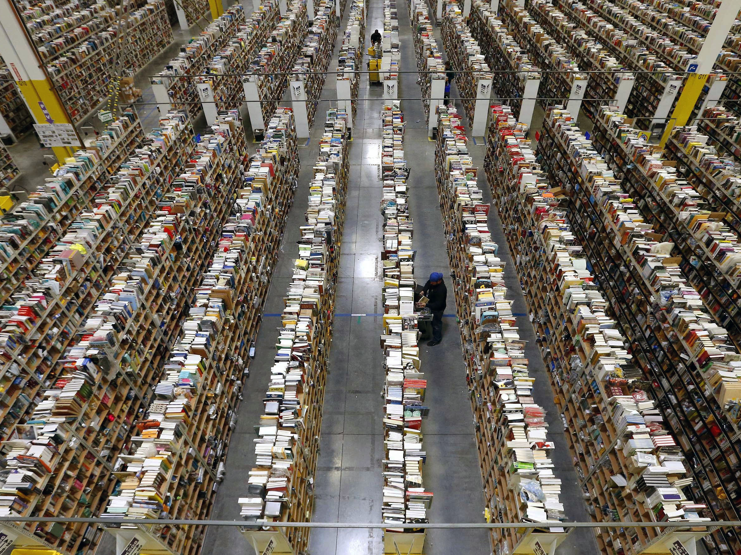 First Union Vote At An Amazon Warehouse In The U.S. Fails