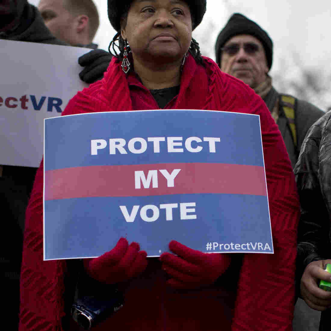 Lawmakers Roll Out Voting Rights Act Fix