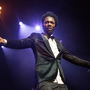 Congolese-Belgian artist Baloji started his globalFEST set at New