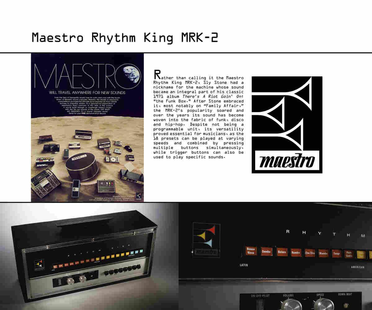 Maestro Rhythm King