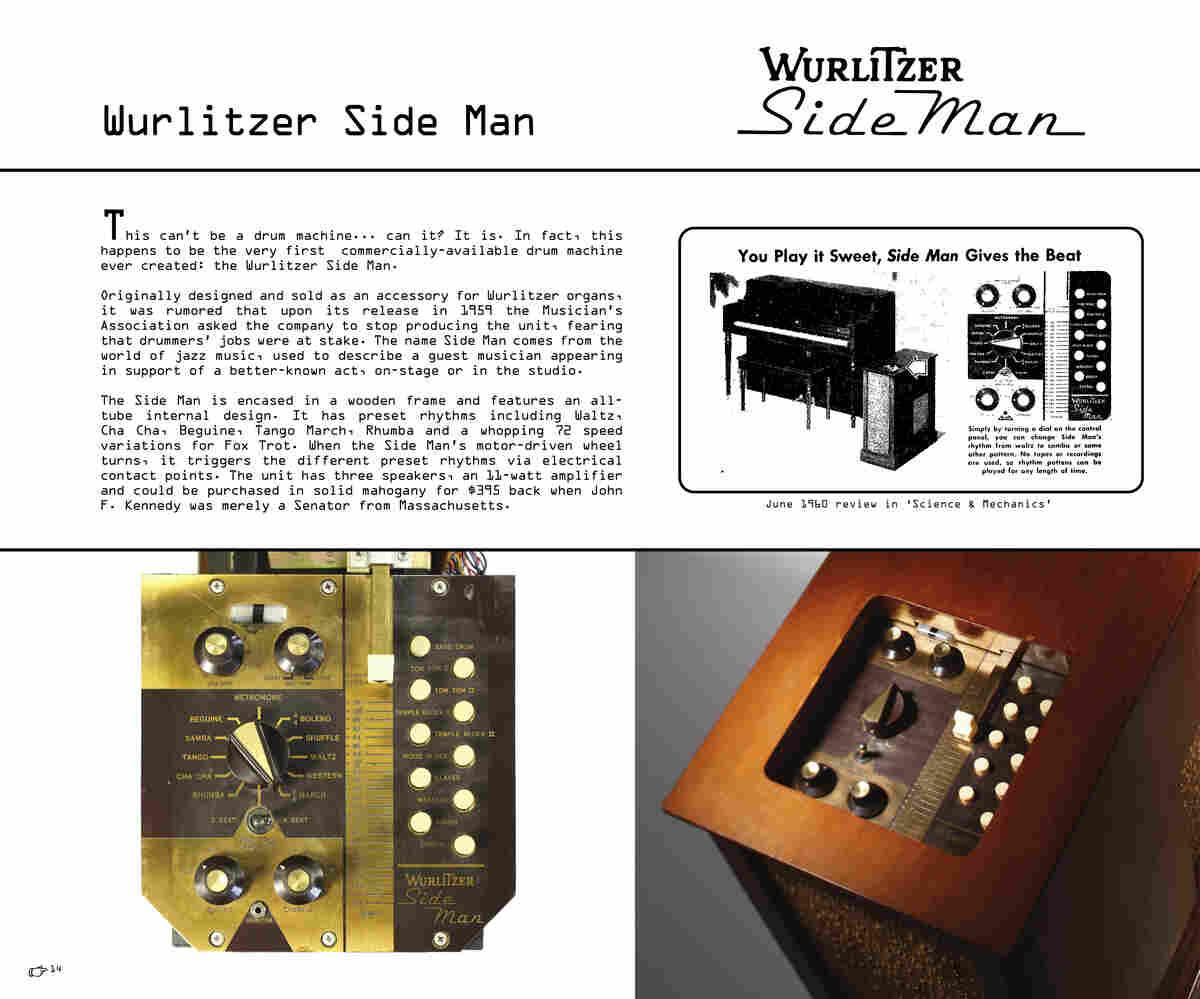 Wurlitzer Sideman