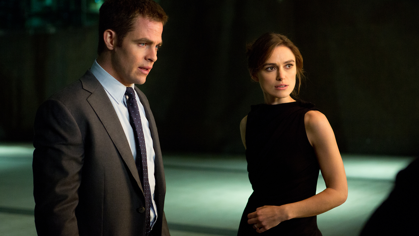 Jack Ryan Gets A Makeover, And A Quick Trip To Moscow