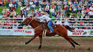 Sweet 16 And Barreling Toward Cowgirl Racing Fame