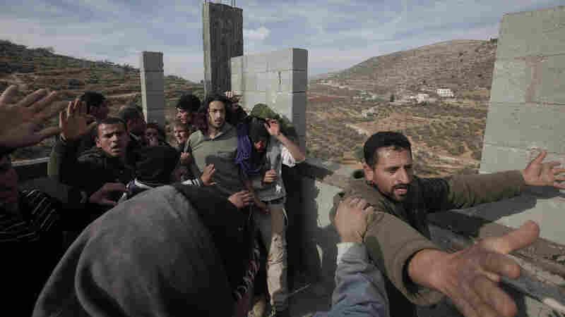 Palestinian Leaders Defied Villagers' Fury In Protecting Israelis