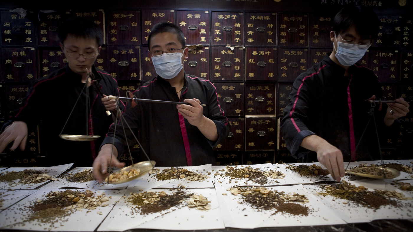 Western Scientists Look To Chinese Medicine For Fresh Leads