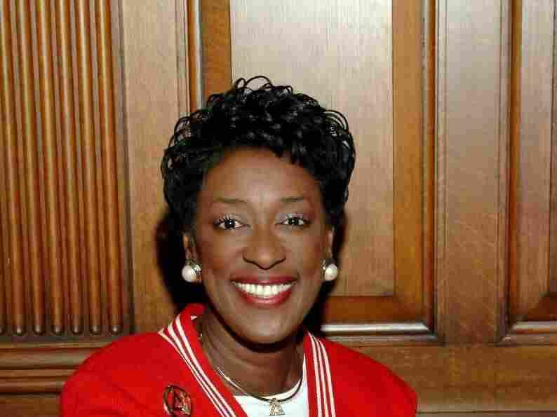 Gwendolyn Elizabeth Boyd, Alabama State University's first female president.