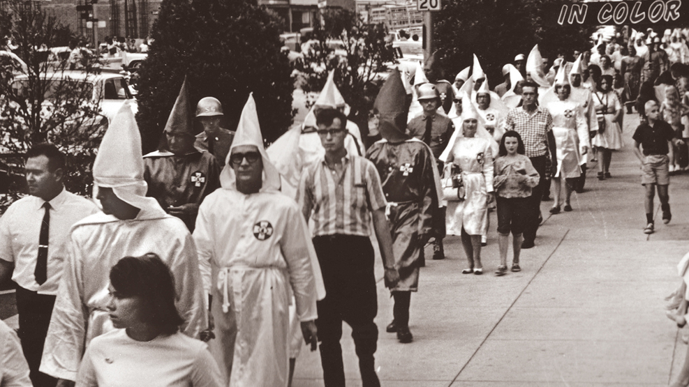 the roots and beliefs of the ku klux klan