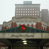 Henry Ford Hospital treats Detroit residents.  About 1 in 3 residents of that city is uninsured, and the hospital CEO hopes Medicaid expansion will increase the number of people with health insurance.