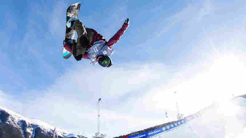 Sibling Snowboarders Hope To Reach Olympics At The Same Time