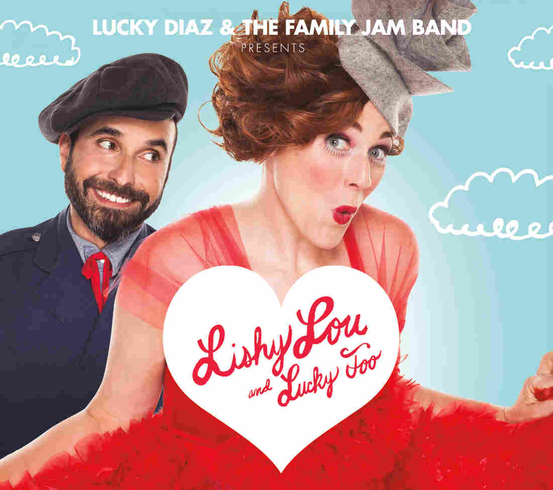 Lucky Diaz and Alisha Gaddis, the brains behind Lucky Diaz and the Family Jam Band, won the Latin Grammy for Best Latin Children's Album in 2013.