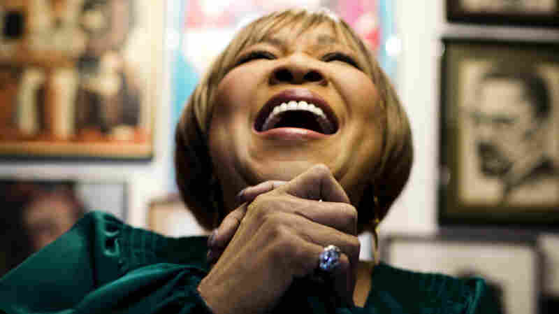 Mavis Staples On World Cafe