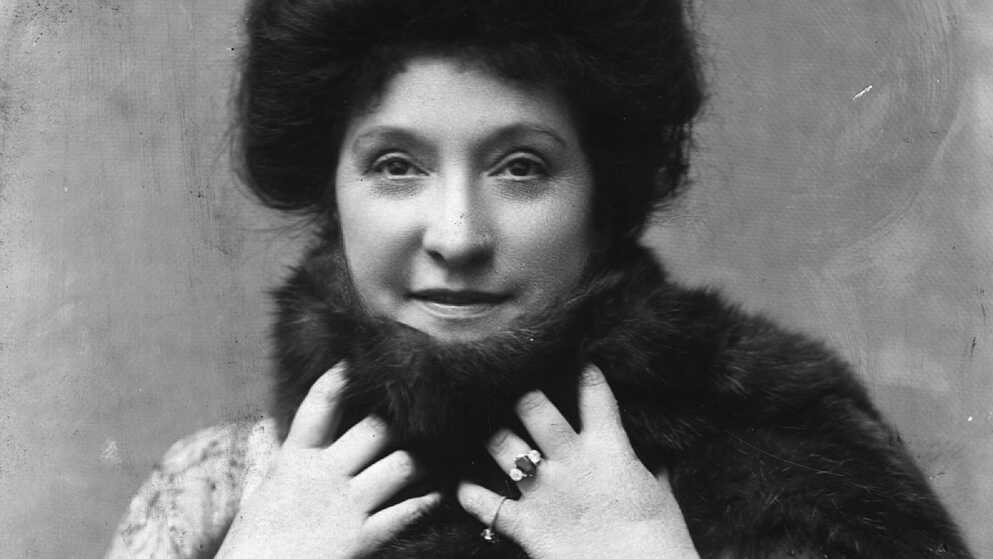 Note To 'Downton Abbey' Viewers: Nellie Melba Was A Big Deal