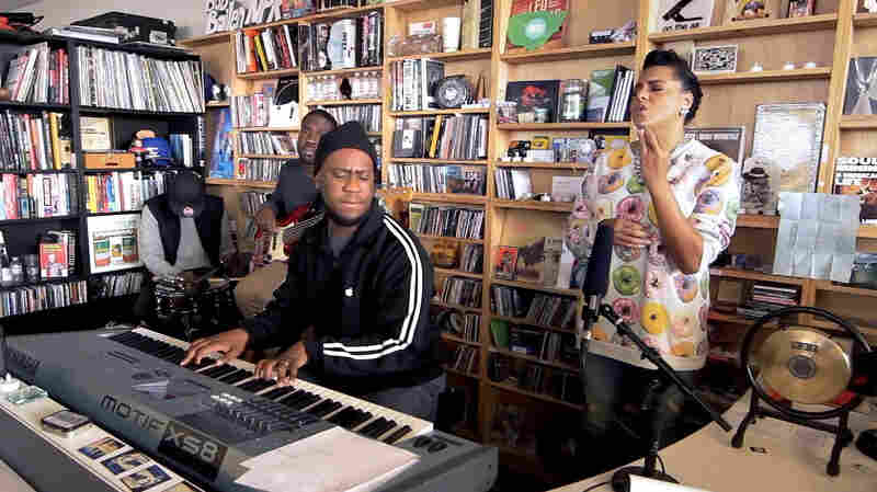 Robert Glasper Experiment: Tiny Desk Concert