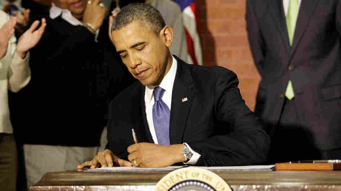 President Obama has alluded to his pen and his phone as two tools that help him act without waiting for congressional approval.