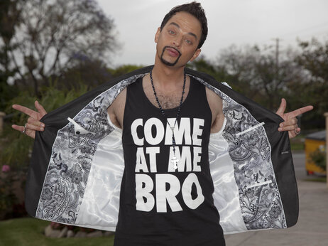 Bobby Bottleservice is a recurring character on Nick Kroll's Kroll Show.