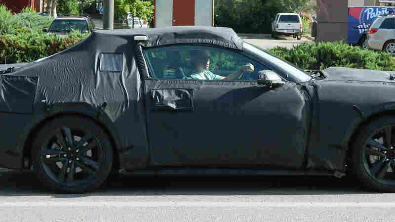 Ford's Master Of Disguise Keeps Latest Models Undercover
