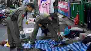 Dozens Injured By Blast At Anti-Government Rally In Thailand