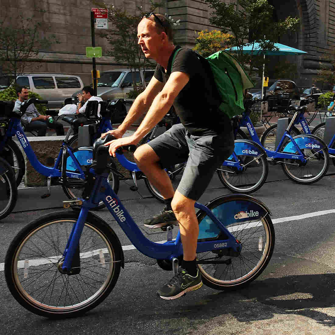 Big Bike-Sharing Supplier's Bankruptcy Doesn't Doom U.S. Programs