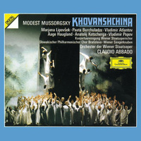 Abbado conducts Mussorgsky.