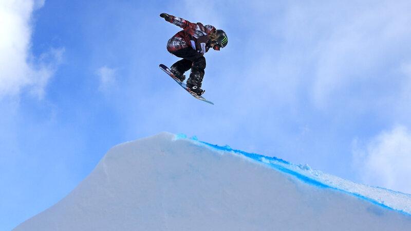 73fb15bdb8ed Zen And The Art Of Snowboarding  Jamie Anderson Goes To Sochi   NPR