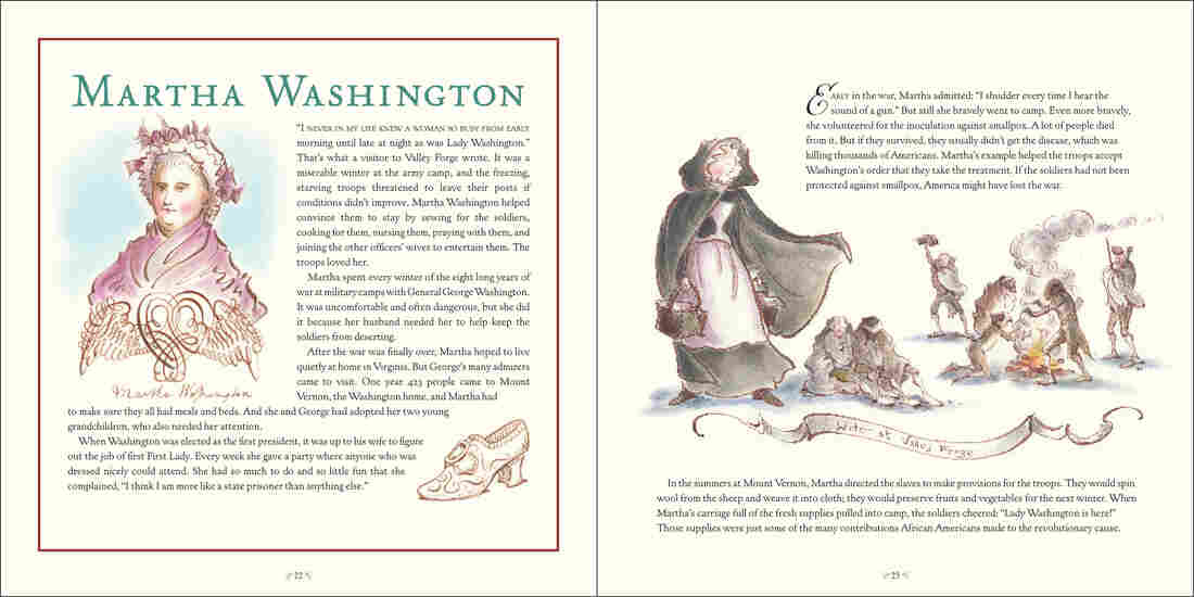 Page 22-23 of Founding Mothers