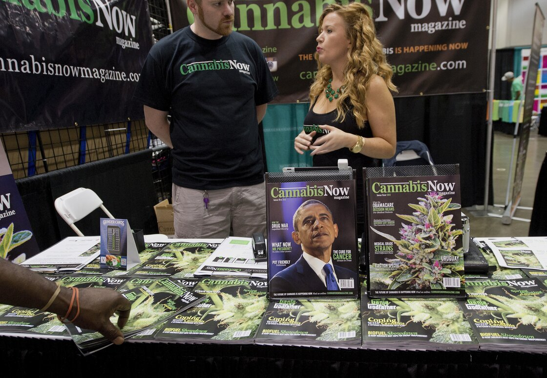 Obama's Marijuana Remarks Light Up Legalization Debate