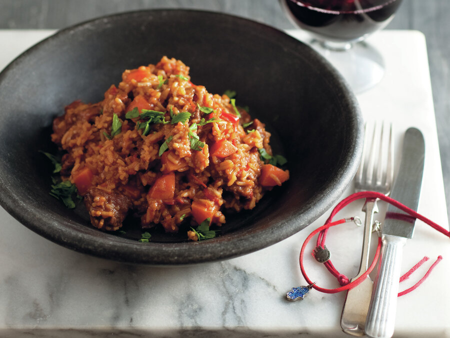 Found recipes mums rice paprikash npr from down under a paprikash to warm you all over forumfinder Choice Image