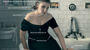 Does It Matter That Lena Dunham Was Photoshopped By 'Vogue'?
