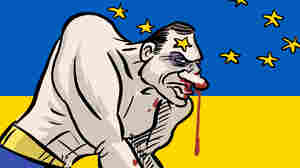 Double Take 'Toons: Conflict In Kiev