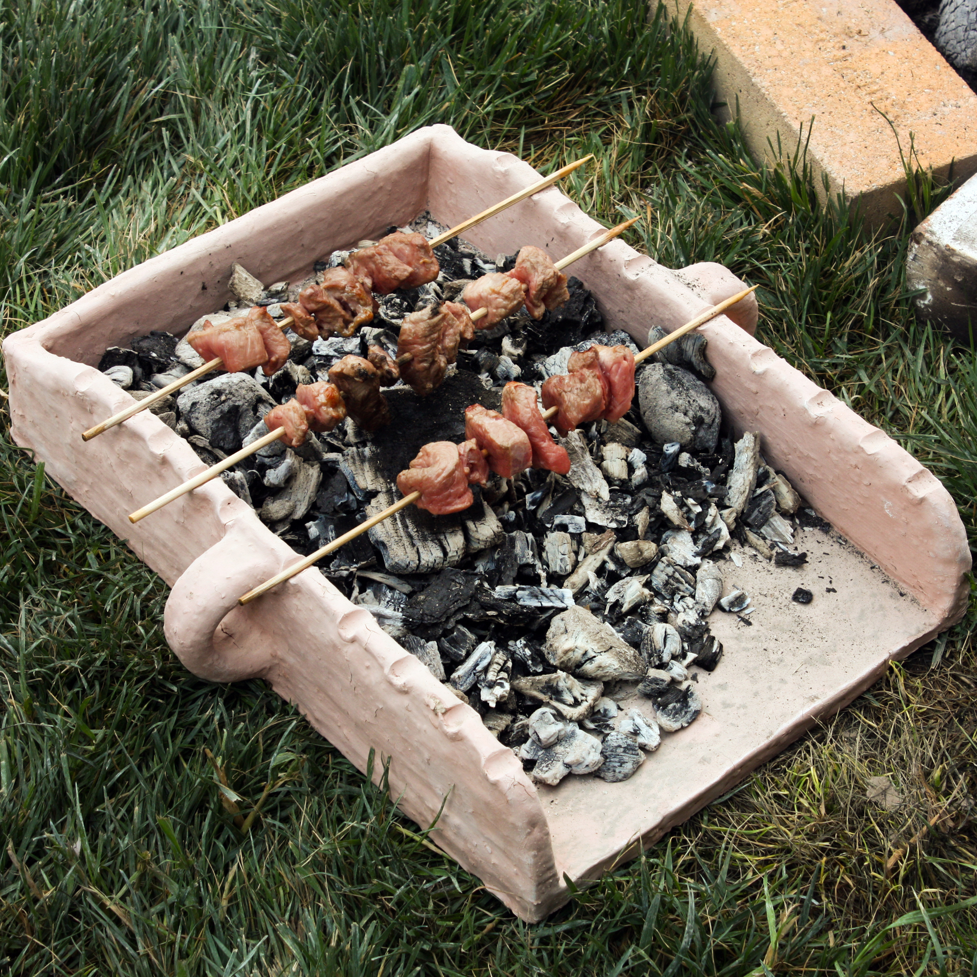 Turns Out The Ancient Greeks Were Quite The Grill Masters