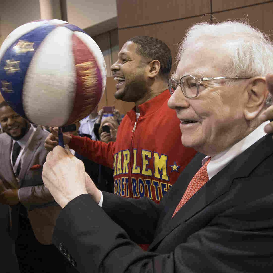 Warren Buffett's $1 Billion Basketball Bet Is A Very Long Shot