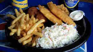 Long John Silver's Throws Trans Fats Overboard