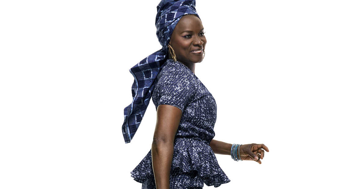 Angélique Kidjo Shares The 'Shiver' Of Hearing A Beautiful Voice