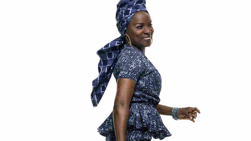 Angélique Kidjo's new album, Eve, showcases the voices of women from Kenya and her home country of Benin.