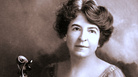 Pioneering American violinist Maud Powell (1867-1920).