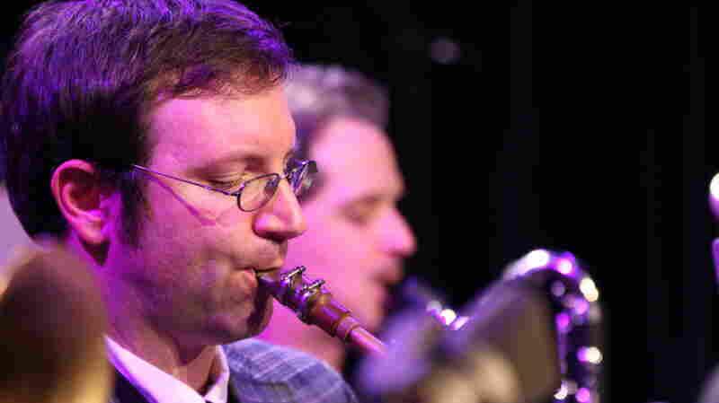 Patrick Cornelius On JazzSet