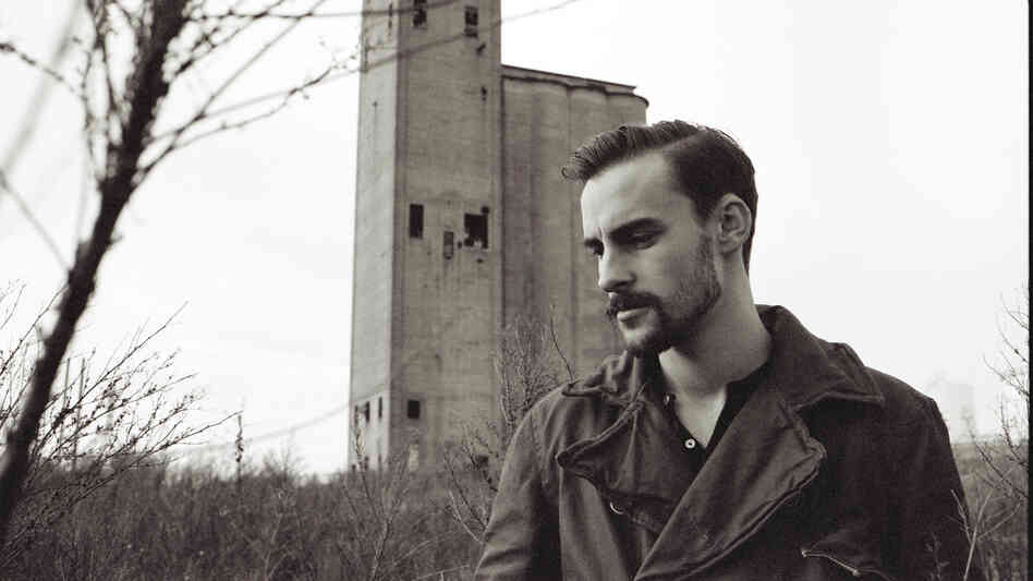 Robert Ellis' new album, The Lights From the Chemical Plant, comes out Feb.11.
