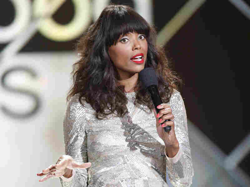 Aisha Tyler, seen hosting the 2013 Young Hollywood Awards, has been recruited to promote the Affordable Care Act among young people.
