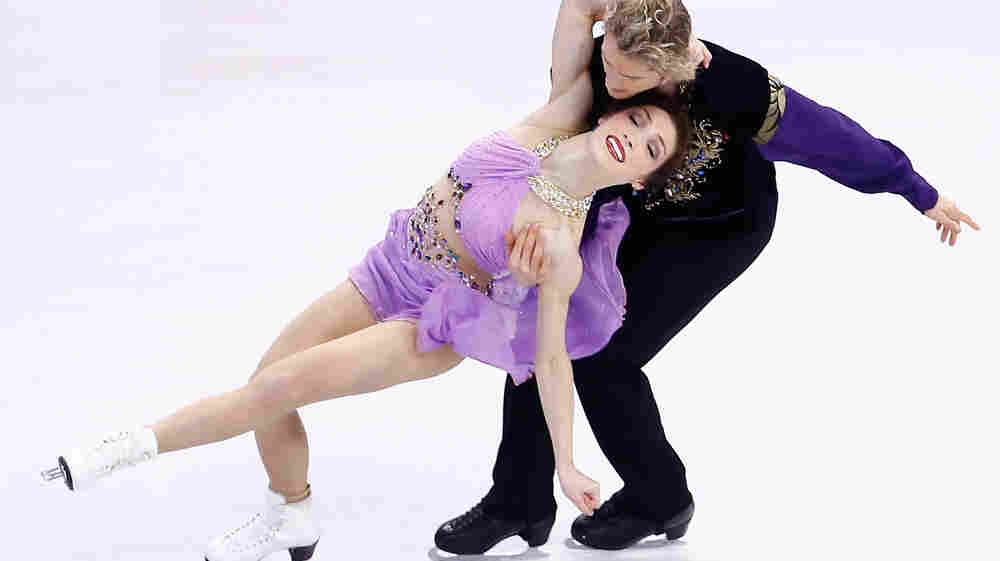 Can This 'Perfect Match' Dance Their Way To Gold?