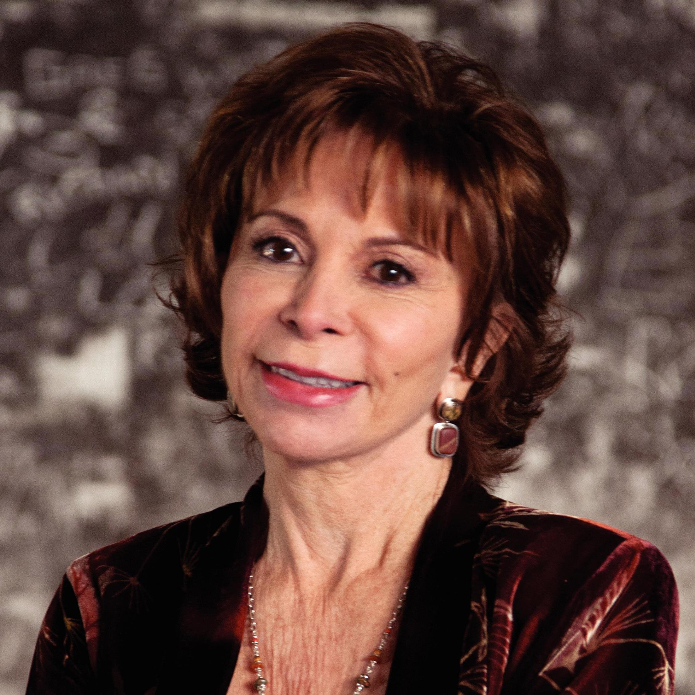 Chilean writer Isabel Allende is the author of 20 books, including The House of Spirits and City of the Beasts.