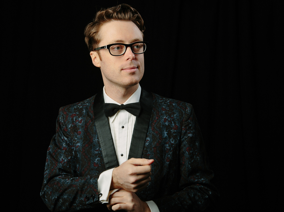 Jeremy Messersmith's new album, Heart Murmurs, comes out Feb. 4.